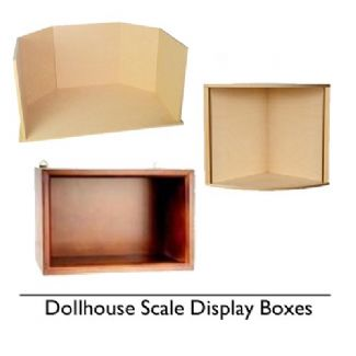 Dollhouse Displays