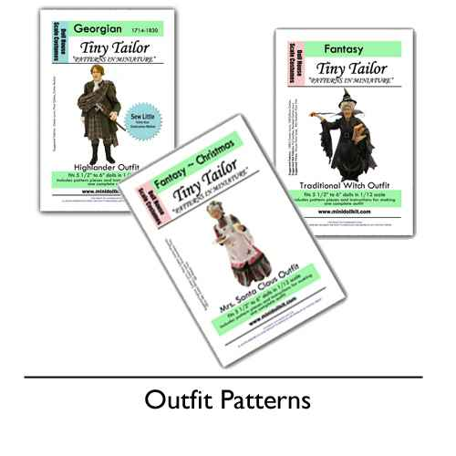 Outfit patterns