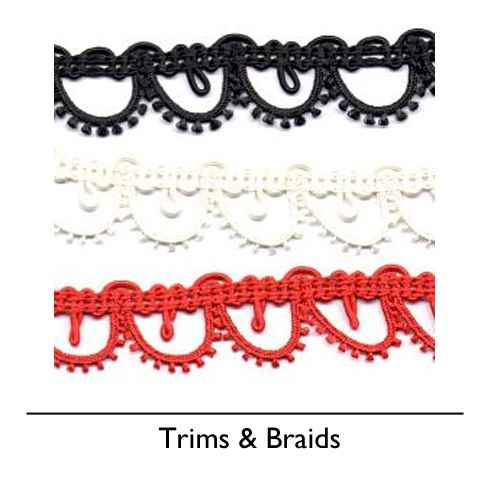 Trims and Braids