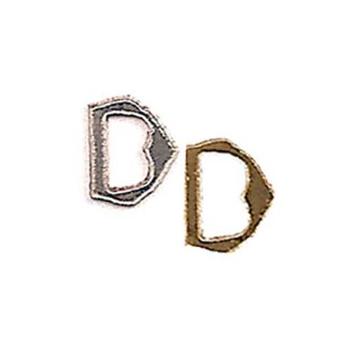 Miniature Buckle ~ D Ring