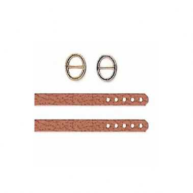 Belt Kit ~ Light Brown Leather