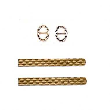 Belt Kit Textured Gold