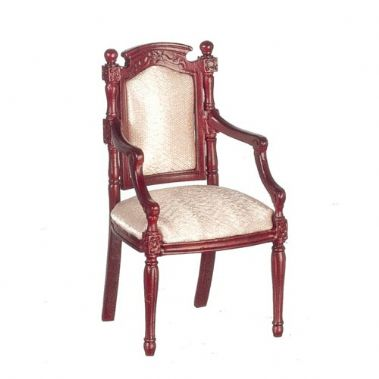 Regency Arm Chair in Mahogany