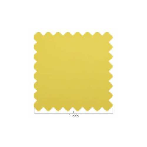100% Lawn Cotton Yellow Fabric