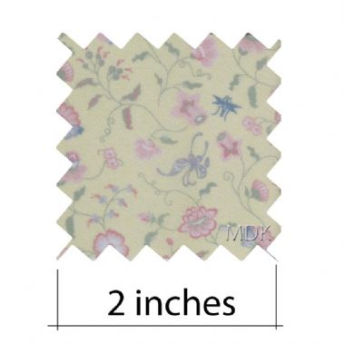 Papillon Rasberry Fabric