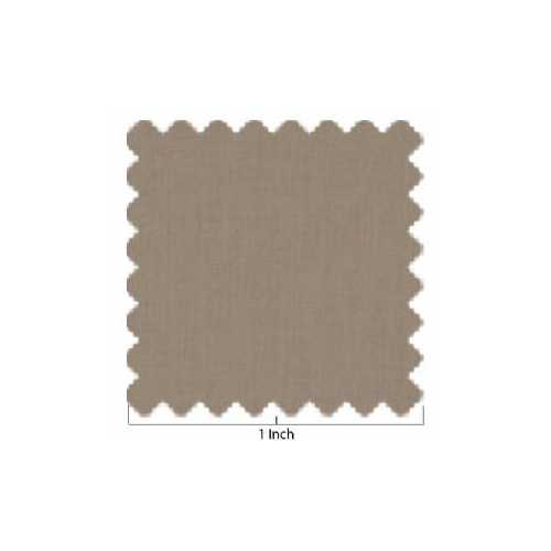 100% Lawn CottonTaupe