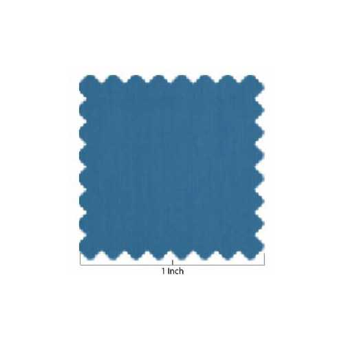 100% Lawn Cotton Rain Blue Fabric