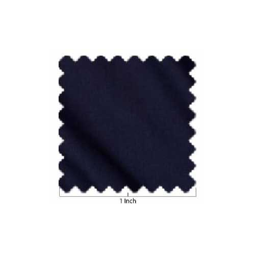 100% Lawn Cotton Navy Blue Fabric