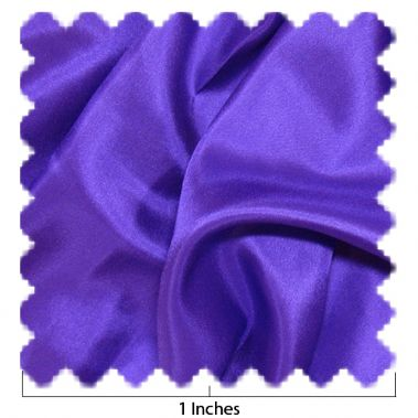 China Silk Purple Fabric