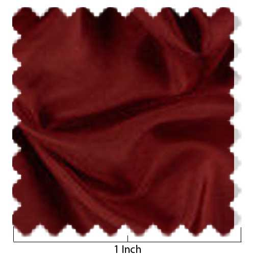 China Silk Tango Red Fabric
