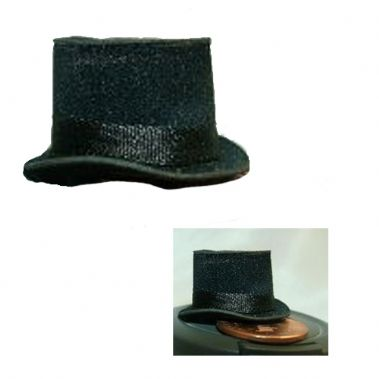 Top Hat Kit Black Suede