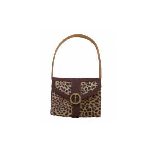 Miniature Purse Kit ~ Cheetah
