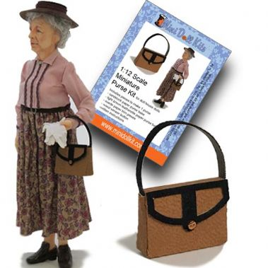 Miss Marple Purse Kit