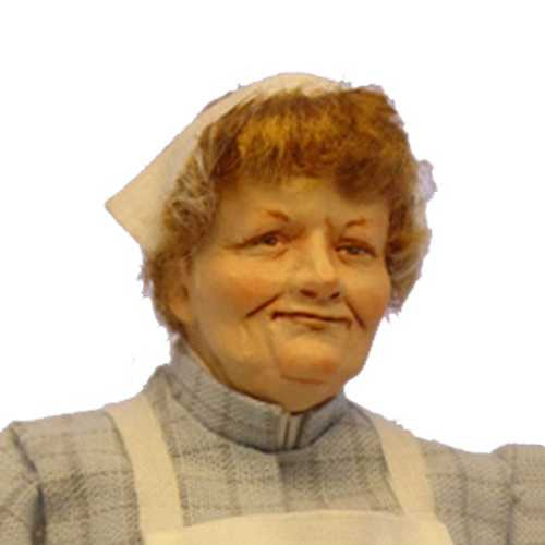 Mrs. Patmore Doll Kit
