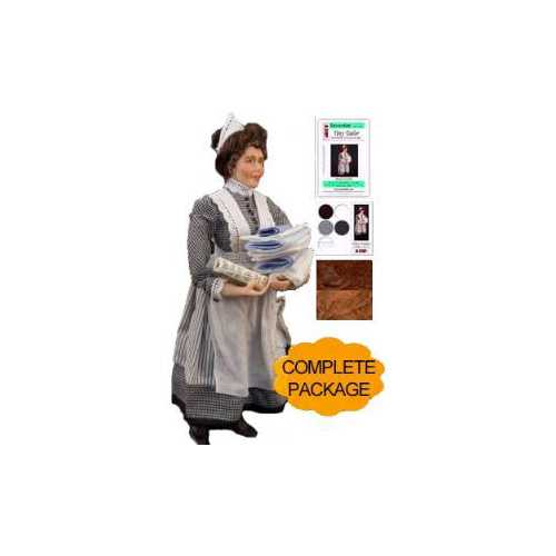 Edwardian Maid Complete Kit Package
