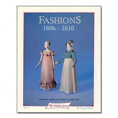 Wishlet Fashions Booklet No 1