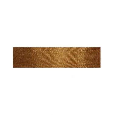 100% Silk Ribbon Rich Gold 7mm