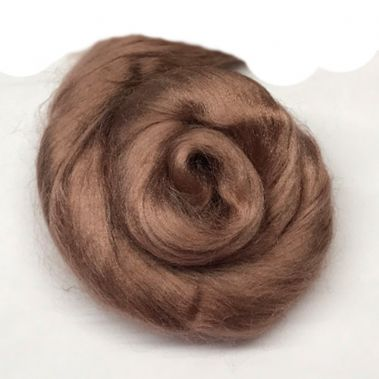 Nutmeg Brown Viscose Wigging