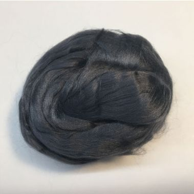 Slate Gray Viscose Wigging