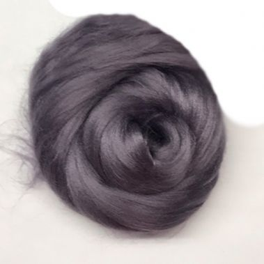 Smoke Gray Viscose Wigging