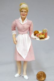 Waitress Dixie