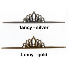 Fancy Metallic  Ladies Tiara