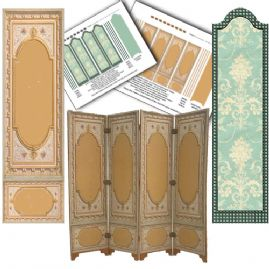 Downloadable Folding Screens