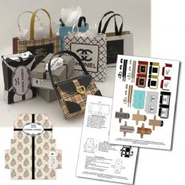 Downloadable Shopping Diva Goodies