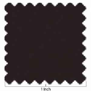 100% Lawn Cotton Black Fabric