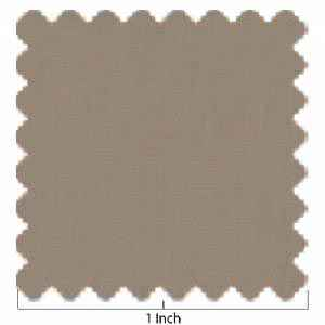 100% Lawn Cotton Taupe Fabric