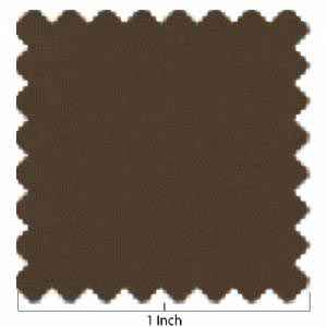 100% Lawn Cotton-Chocolate Brown