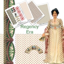 Regency Accessories and Wallpaper Pack