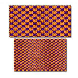 Halloween Pumpkin Wallpaper/ Fabric Printies