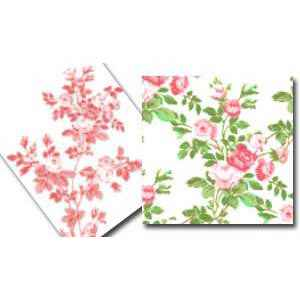 Rose Bouquet & Trellis Decorator Sheets