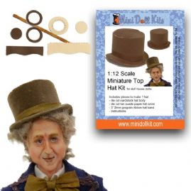 Wonka Top Hat Kit