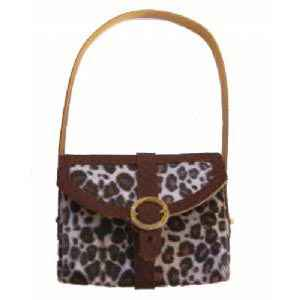Miniature Purse Kit ~ Leopard