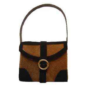 Purse Kit ~ Brown Suede