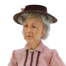 Miss Marple Doll Kit