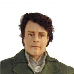 Mr. Darcy Doll Kit