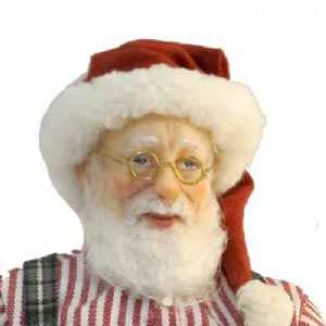 Santa Claus Doll Kit