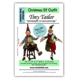 Christmas Elf Outfit Pattern