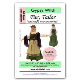 Gypsy Witch Outfit Pattern