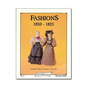 Wishlet Fashions Booklet No 2
