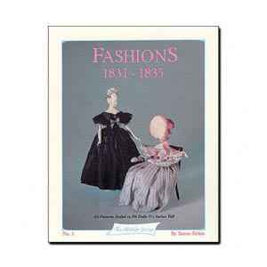 Wishlet Fashions Booklet No 3