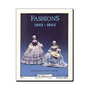 Wishlet Fashions Booklet No 6
