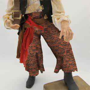 Printable Fabric Pirate Pants