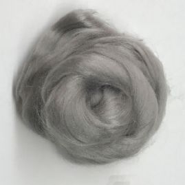Gray Mist Viscose Wigging