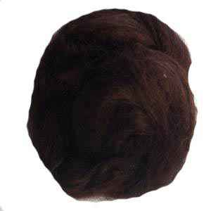 Dark Brown Viscose Wigging