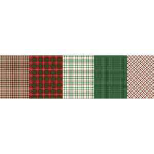 5 Free holiday downloadable fabrics